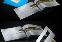 Corporate brochure design inspiration》★☆