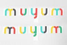Graphic | Brand identity | Logo / #brandidentity #logo / by Rue du chat qui Pêche ★