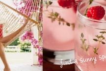 Bellamee Summer Cocktails / by Bellamee .