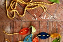 Fall Y'all / fall decor for crafting or ways to make your home warm and ready for fall.