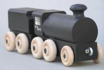 Toy Train / wooden trains