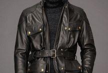 Leather Jacket / Style