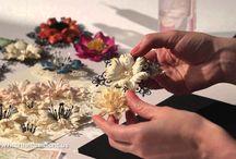 Paper Flowers / by Maartey Babies