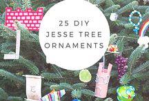 Christmas/Advent/Jesse tree