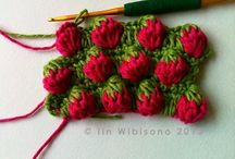 crochet stitches / a place to collect instructions for all the different stitches that I meet.