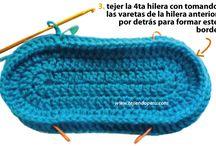 Base crochet