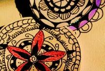 Mandalas / by Mae C. Prado D.-
