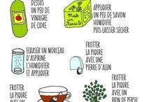 recettes naturels