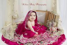 International Baby Photos - Willow Baby Photography / Baby Photography - India princess , Chinese baby, Korean Baby, American baby, Asian princess
