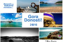 Donostia-San Sebastián / Curiosidades sobre Donostia-San Sebastián