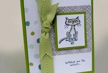 Felix cat cards