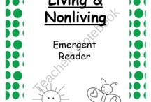 Teaching- Science: Living and Nonliving