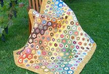 my sewing quilt