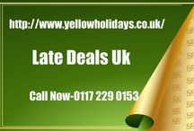 Late Deals Uk