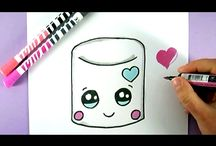 dessins cute