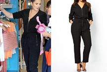 Celebrity Style for Plus Sizes / by Alissa Wilson