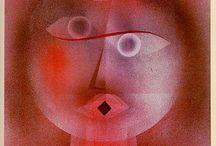 arte - Paul Klee (1879-1940) / arte - pittore tedesco