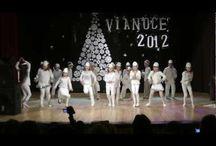 Vianočné tance