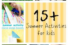 Summer fun ideas / by Jessica Garrett
