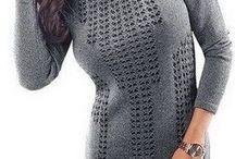 Rochii tricot donna