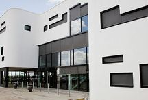 Screens / Solafskærmning: Screens til alle bygninger