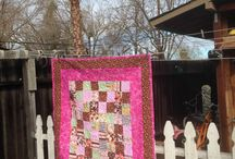 My Quilts  / by Gloria Ulloa