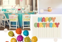 Evelyn's 1st Birthday