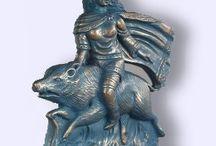 Femminile ancestrale - Europa
