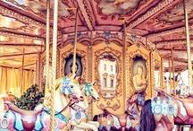 an amusement park