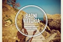 Bagni Vittoria / ...un angolo di paradiso sulla scogliera di Casarsa, a Vasto.