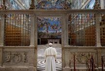 The Pope etc