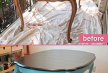 Furniture Refinishing / News ideas & how too's. / by Debbie Duncan