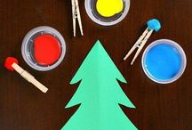 23 Xmas toddler craft