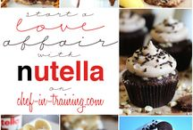 Nutella recipes / by The Belly Rules