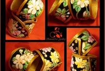 JewelryArt-FOR SALE!!! -  Autorska biżuteria artystyczna - http://srebrnaagrafka.pl/sklep/minium / Autorska kolekcja ręcznie malowanych naszyjników i bransoletek. Słoneczne akcenty które rozświetlą każdą letnią kreację, dla kobiety ceniącej rękodzieło, lubiacej wyjątkowe drobiazgi wyróżniające ją z tłumu.