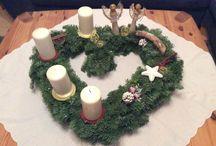 Advent / Ein Advent-Herz....