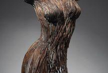 Körper Skulptur