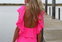 Spring/Summer Fashion / by Jamie Muzzy