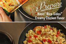 Favorite Recipes / by Tammy Benson