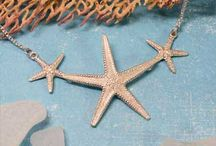 Gallery Byzantium Sea Life Jewelry Collection / Our Sea Life jewelry collection was born out of our love of the sea and pastime of shelling. Through the years we have taken our found treasures and turned them into jewelry to give as gifts to our closest friends and family.