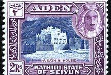 Aden - Kathiri State of Seiyun Stamps
