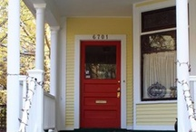 Fabulous Front Doors & Entry Ways