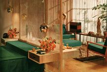 Tropical Luxe interiors
