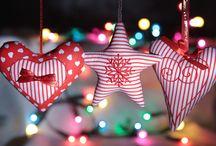 ozdoby świąteczne / Rękodzieło.Moja pasja...są to wyroby,które szyję...