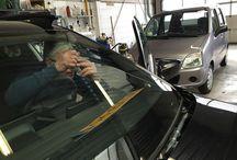 Honor Autoschade - Vervanging van autoruiten / Info over de vervanging van autoruiten bij Honor Autoschade. Meer info? 0174 - 42 15 15 of www.honor-autoschade.nl