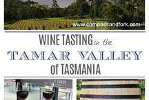 Down Under Wines / Tasmanian wines and beyond.