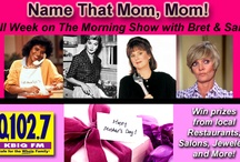 Happy Mother's Day! / For all you moms out there, Happy Mother's Day! / by Q102.7 KBIQ-FM