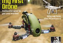 Drone Magazine / Drone Magazine delivers the best information and techniques to help you pilot your drone to its full potential, including articles on how drones work, beginner and expert flying tips, buyers' guides and technology reviews.