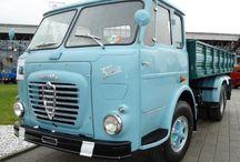 Legendary & Oldtime ALFA ROMEU Trucks / Oldtimer trucks, of the Italian brand ALFA ROMEU,remenbering the old times, when this brand also used to built Trucks.Good old Glories.