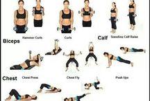 Fitnes hareketleri